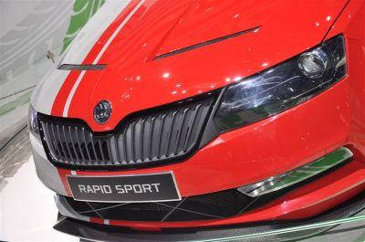 Skoda Rapid Sport