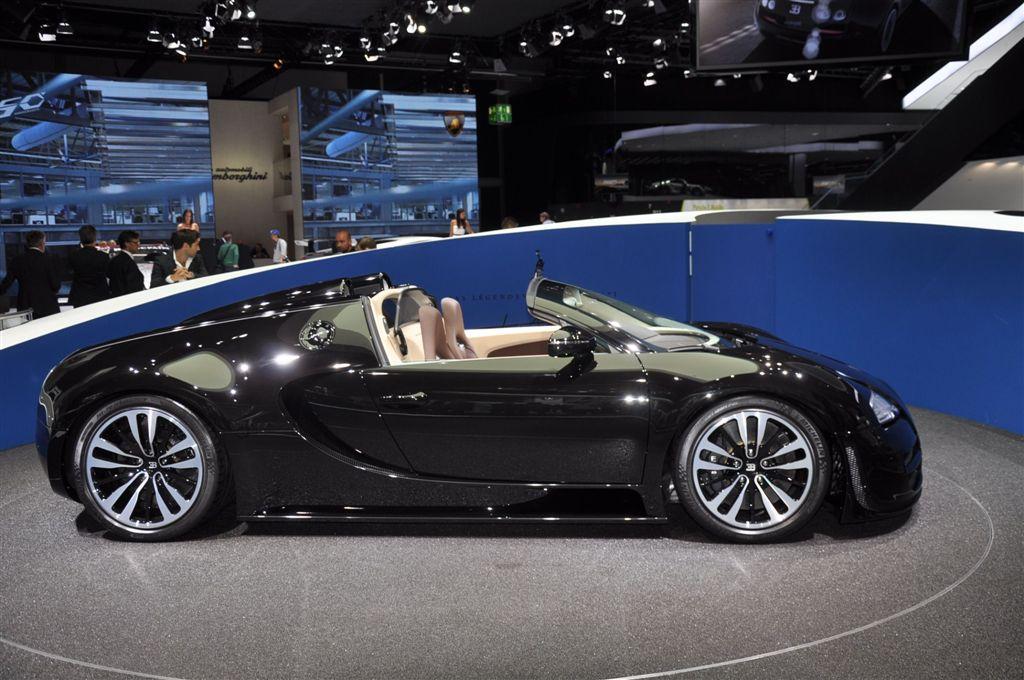 Veyron Grand Sport Vitesse Jean Bugatti Edition