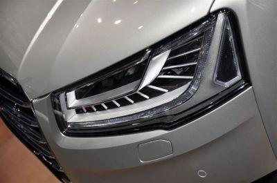 Audi A8 restylée