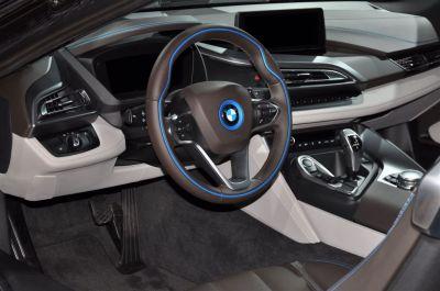 BMW i8 de série