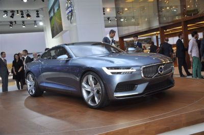Volvo Coupé Concept