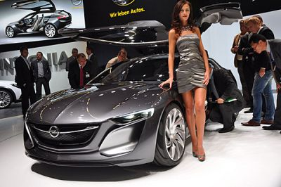 Le meilleur des concept-cars du salon de Francfort