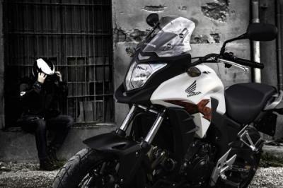 Essai Honda CB500 X