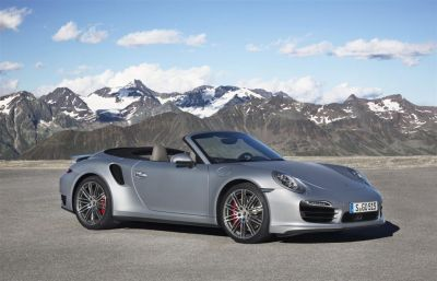 Porsche 911 Turbo & Turbo S Cabriolet
