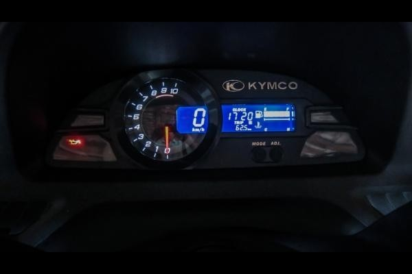 Essai Kymco Xciting 400i
