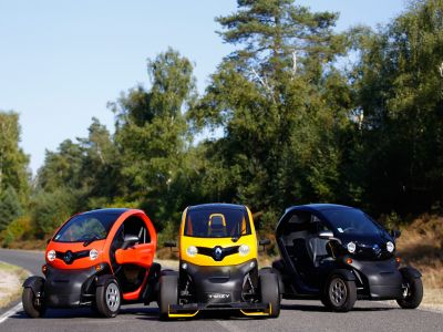 Renault Twizy RSF1