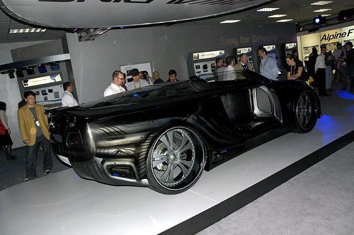 BMW Série 6 Alpine