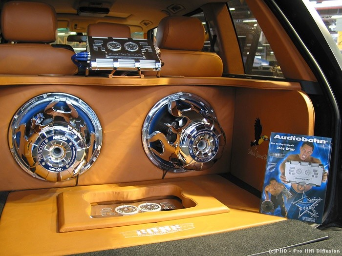 Range Rover Joey Starr