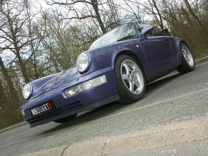 Porsche 964 Audiomax