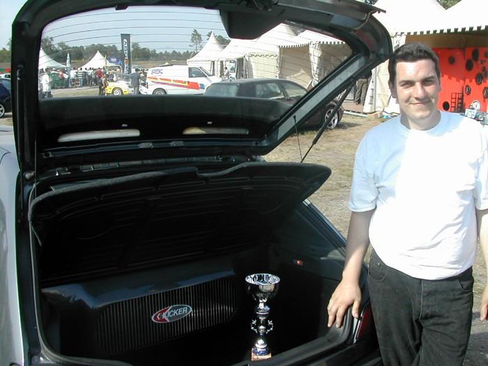 Peugeot 306 (Eric Cordier)