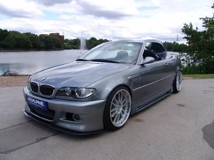 BMW Série 3 Alpine