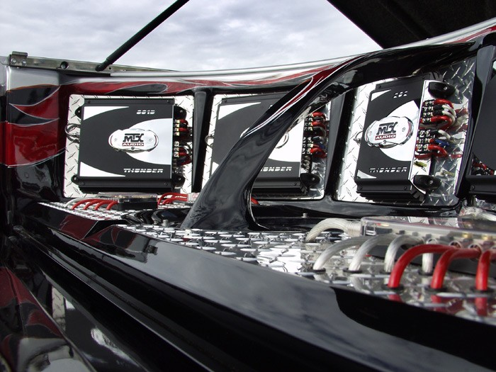 Chevy S10 MTX