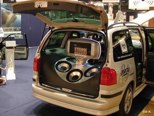 VW Sharan Blaupunkt