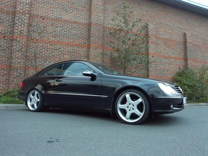 Mercedes CLK Genesis