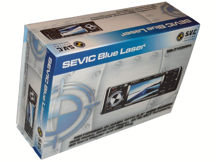 Sevic Systems SBL0103MP4