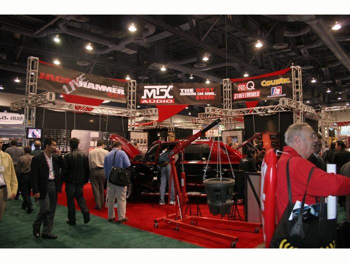 Shows Cars MTX CES 2007