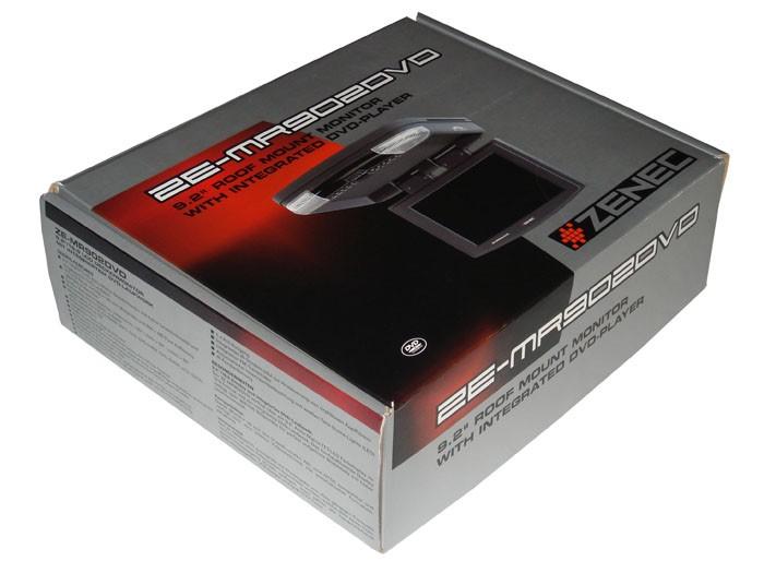 Zenec ZE-MR902DVD