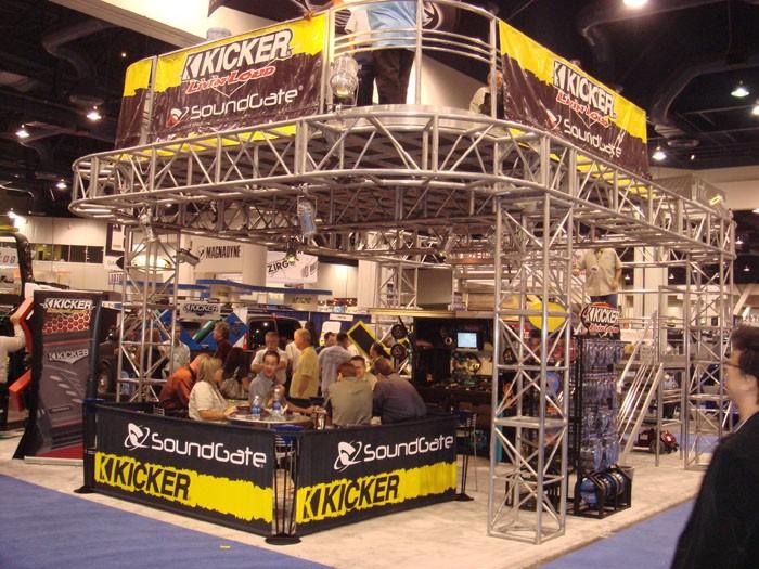 Kicker au Sema Show 2007