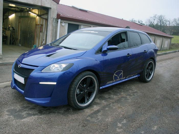 Mazda CX7 PTS 2008