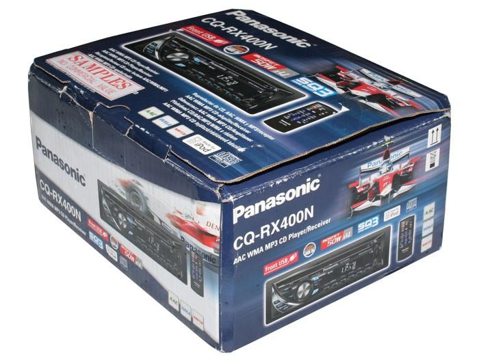Panasonic CQ-RX400N