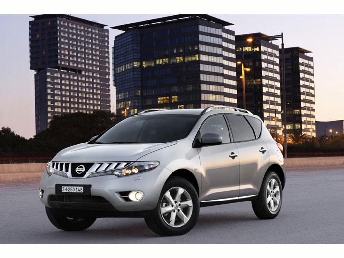 Nissan Murano version 2008