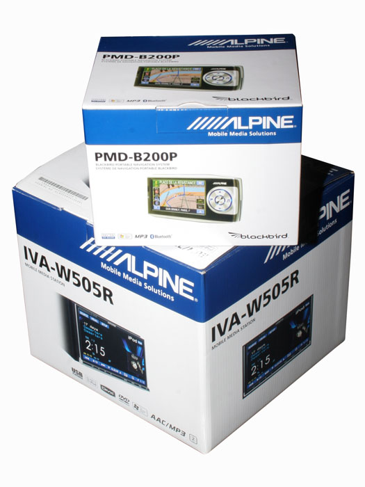 Alpine PMD-200505R