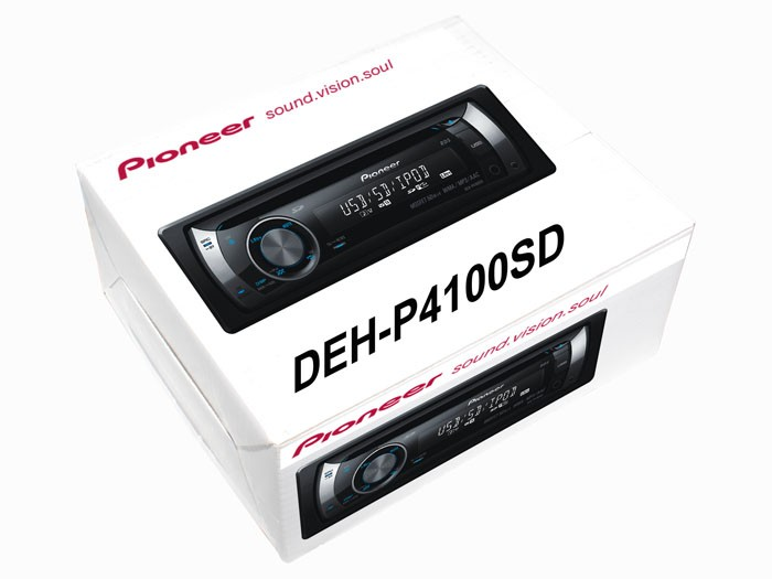 Pioneer DEH-P4100SD