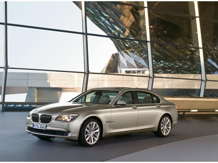BMW Serie 7 version 2008