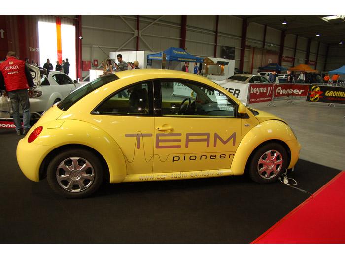 Beetle Susanne Team Pioneer