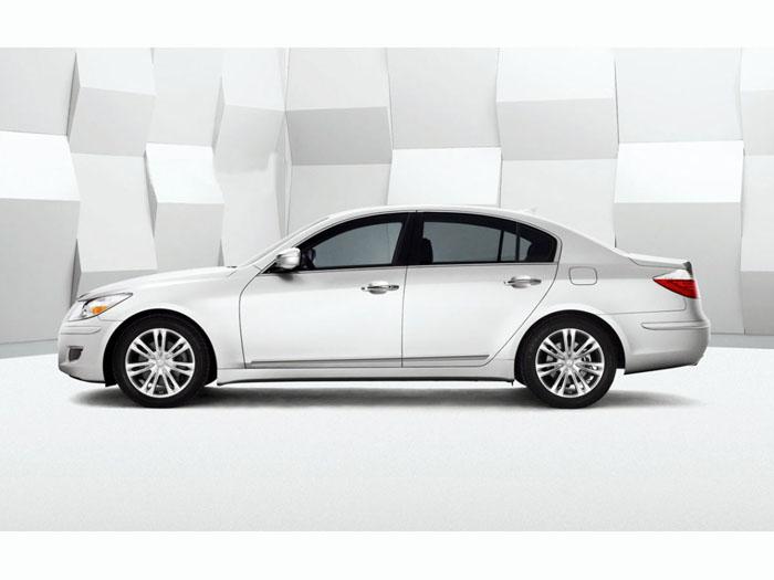 Hyundai Genesis Lexicon
