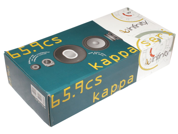 Infinity Kappa 65.9cs