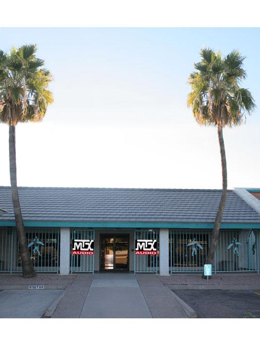Visite de l'usine MTX à Phoenix Arizona