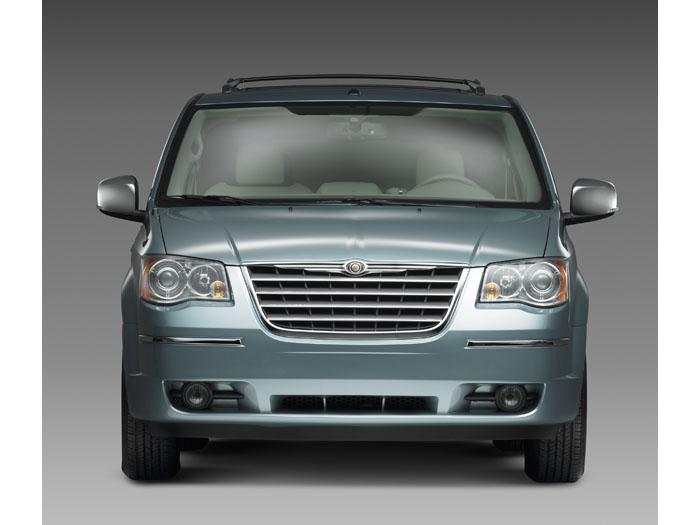 Chrysler Grand Voyager 2009
