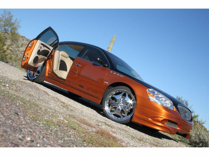 Buick Lucerne MTX USA