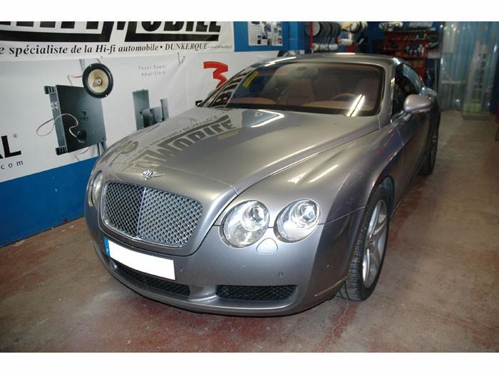 Bentley Continental GT Hifimobile