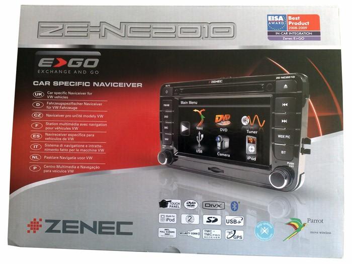 Zenec ZE-NC2010
