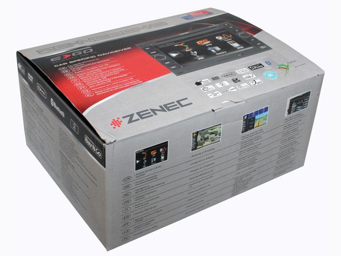 Zenec ZE-NC2040