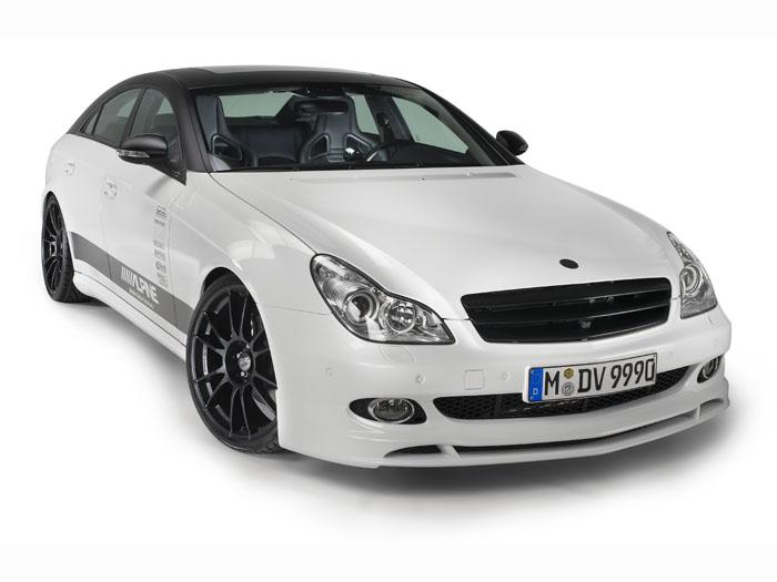Mercedes CLS Alpine 2010