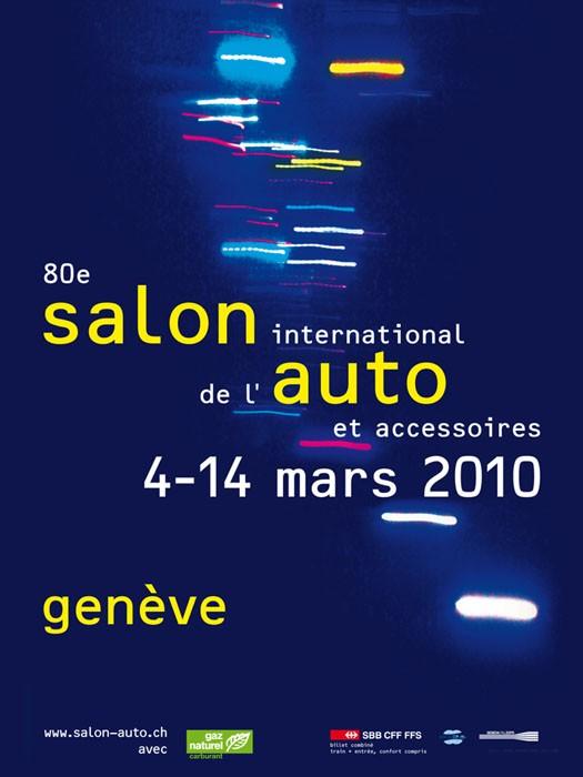 Salon Auto Genève 2010