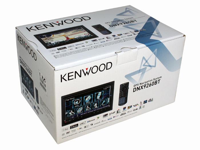 Kenwood DNX-9260BT