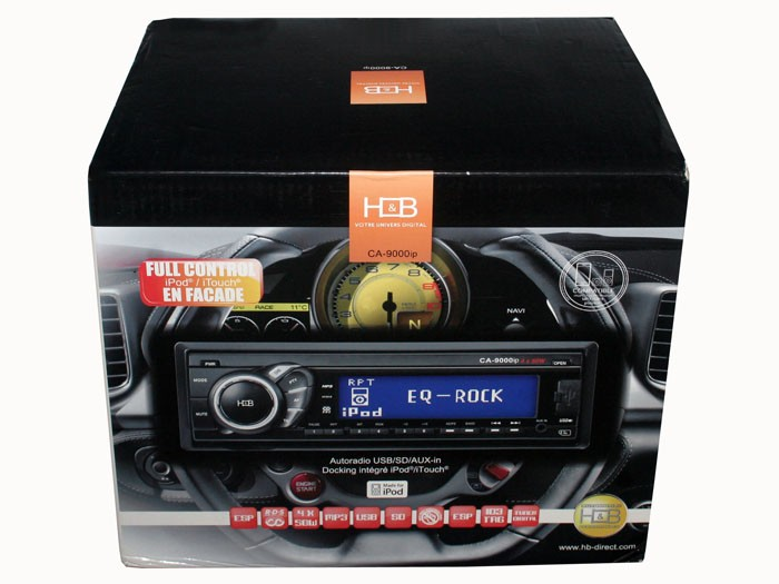 H&B CA9000i