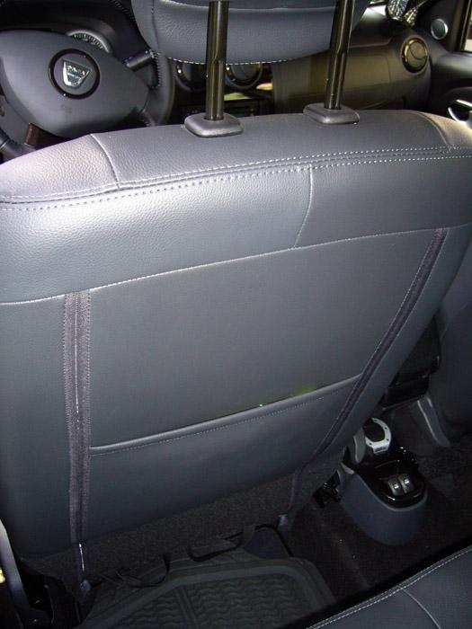 Montage d'un siège chauffant Bi-Automotive sur Dacia Duster