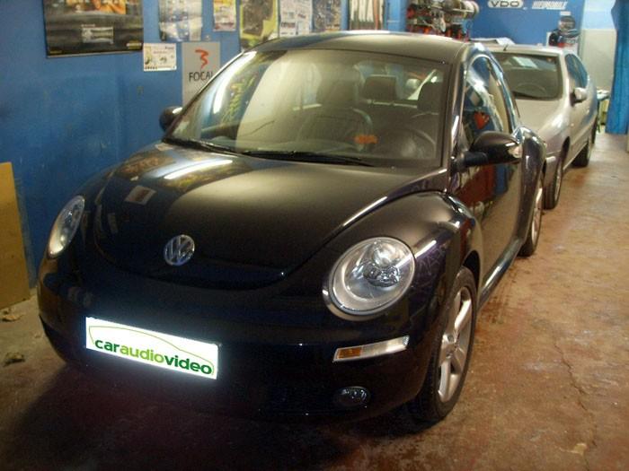 VW New Beetle Hifimobile