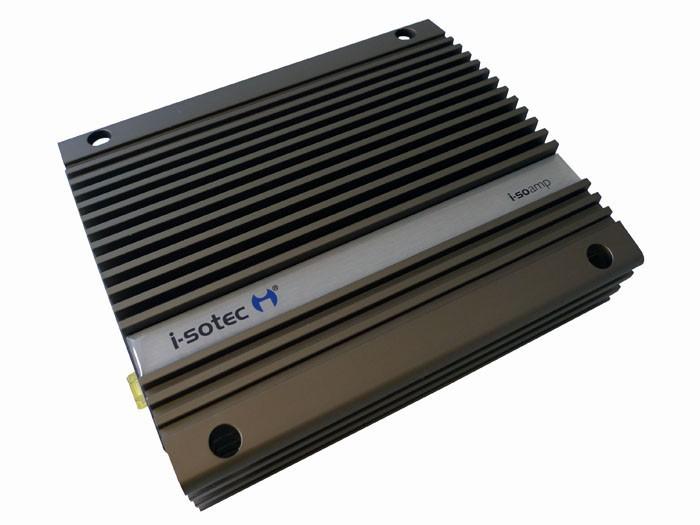 Intégration d'un ampli I-Sotec dans un Dacia Duster