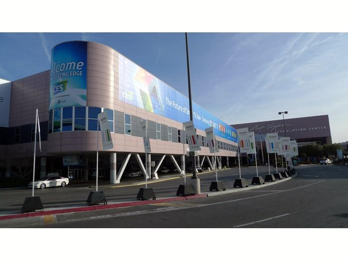CES Las Vegas 2012