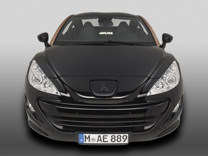 Peugeot RCZ Alpine