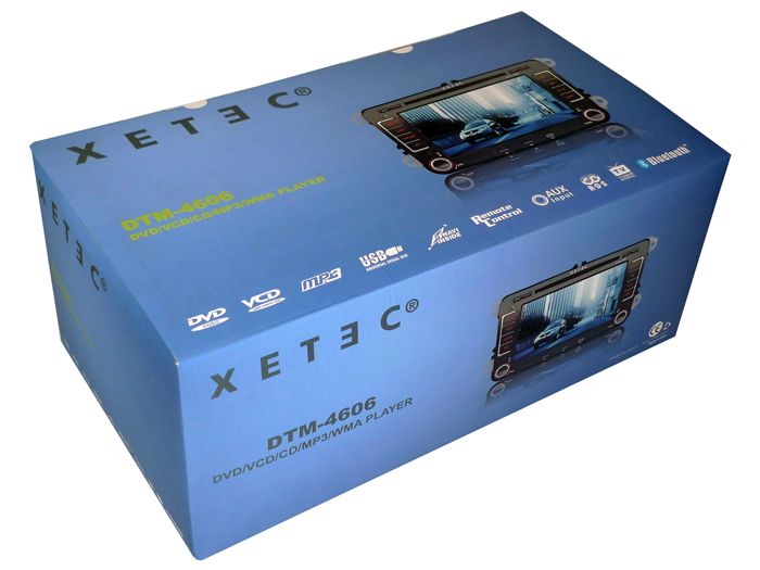 Xetec DTM-4606