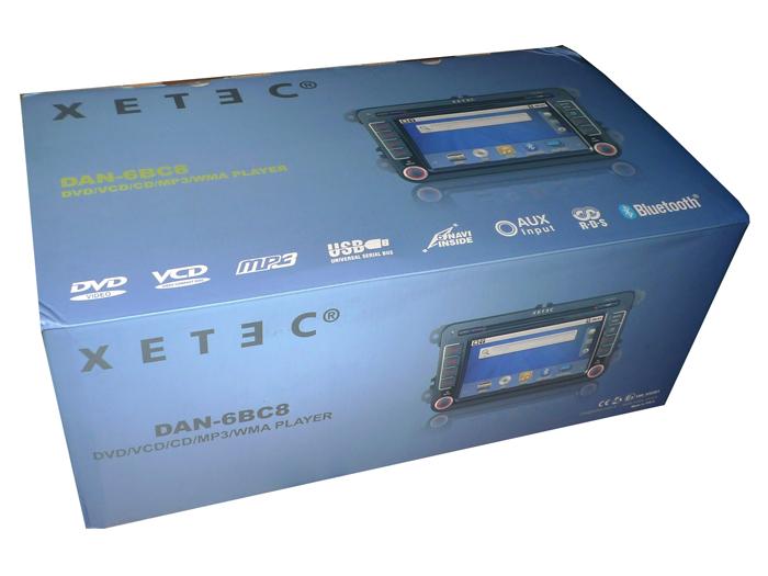 Xetec DAN-6BC8