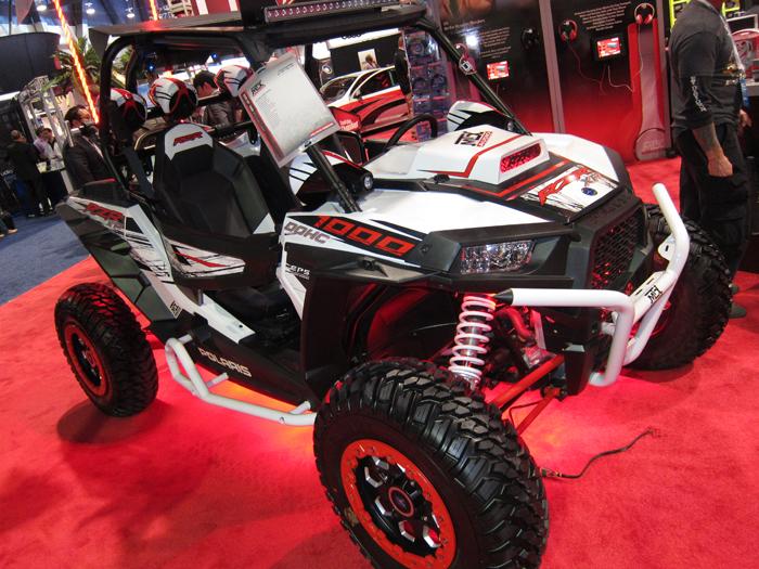 Polaris RZR 1000XP MTX
