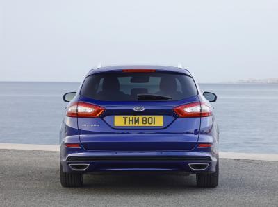 Ford Mondeo Ecoboost 160 Titanium 2014 (essai)